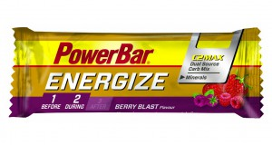 Powerbar Energize Bar C2Max Berry blast