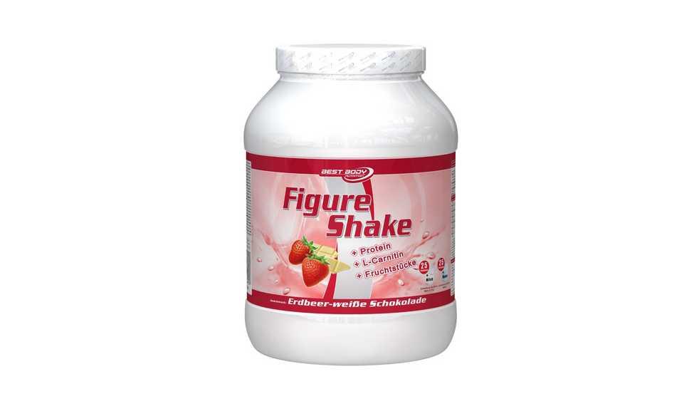 best body nutrition figure shake erdbeere weisse im test. Black Bedroom Furniture Sets. Home Design Ideas