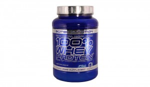 Scitec Nutrition Whey Protein Vanille, 1er Pack