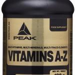 Peak Vitamins