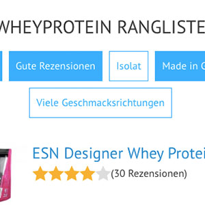 Whey Filter