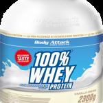 Body Attack Whey Protein