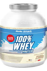 Body Attack Whey Protein